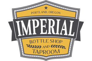 Imperial Bottle Shop and Taproom Logo